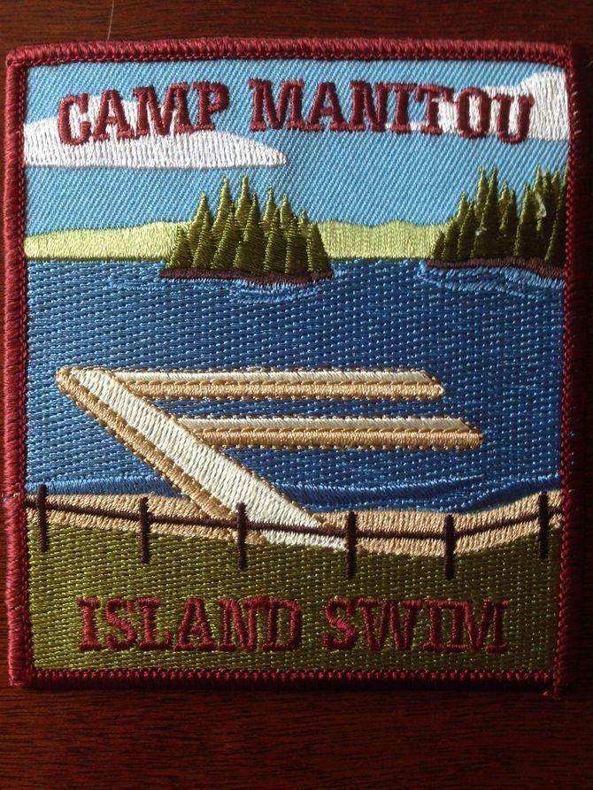 Island Swim Manitou