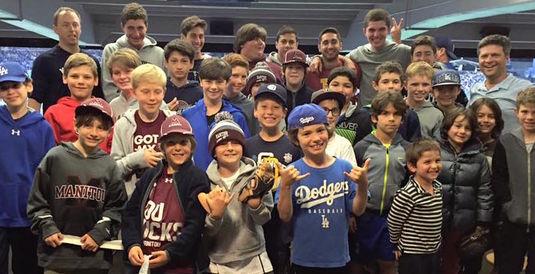 2017 MLB Baseball Reunions - Meet Manitou Families at the Ballpark