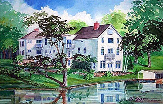 Pressey House