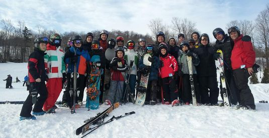 Ski Trip a Huge Hit