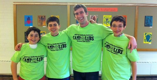 Manitou Teens Attend Leadership Conference