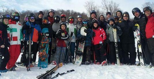 2014 Camp Manitou Ski & Snowboard Trip