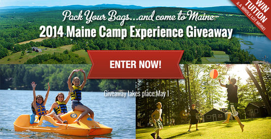 Win up to $5000 in Camp Tuition, and a Whole Lot More