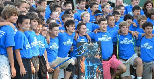 What is College League...and why do our campers love it so much?