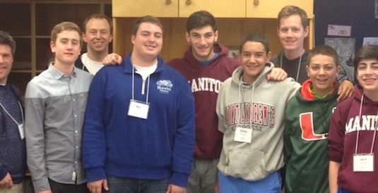 Manitou Teen Leadership Weekend & Conference