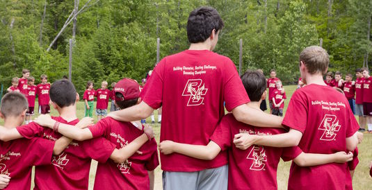 College League - and Why Our Campers Love It So Much?