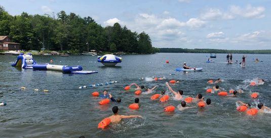The Island Swim Tradition