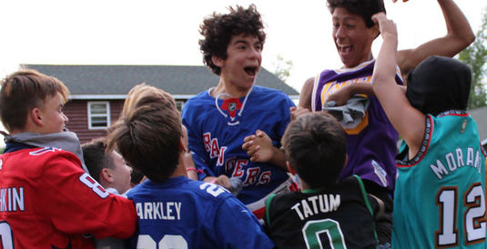 """""""The Break"""" and Why Our Campers Love College League So Much"""